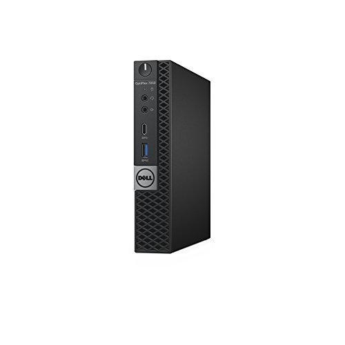 Calculator DELL OptiPlex 7050 MFF, Intel Core i7-7700T, RAM 8GB, SSD 256GB PCIe, Intel UHD Graphics 630, Windows 10 Pro