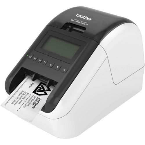 Imprimanta de etichete Brother QL-820NWB