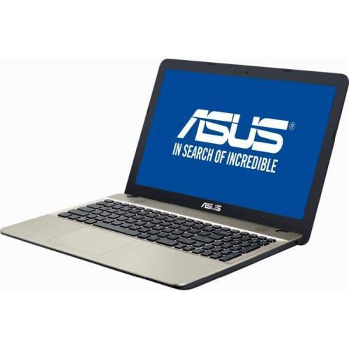 Laptop Asus Vivobook Max X541UV-DM1431, Intel Core i3-7100U, 15.6inch, RAM 4GB, HDD 1TB, nVidia GeForce 920MX 2GB, No OS, Black