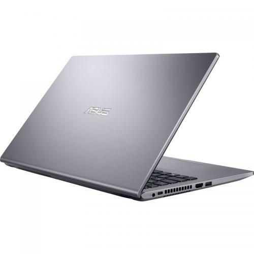 Laptop ASUS X509FA-EJ073, Intel Core i3-8145U, 15.6inch, RAM 8GB, SSD 256GB, Intel UHD Graphics 620, Endless OS, Grey