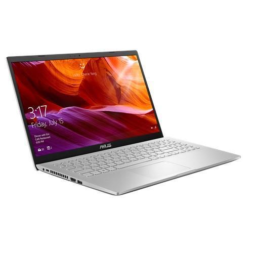 Laptop Asus X509JA-EJ024, Intel Core i5-1035G1, 15.6inch, RAM 8GB, SSD 512GB, Intel UHD Graphics, No OS, Silver