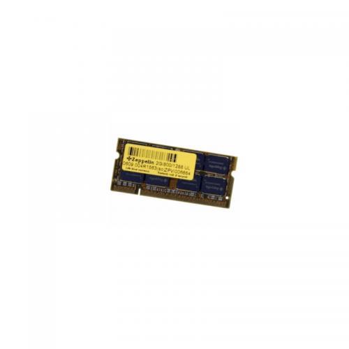 Memorie SO-DIMM Zeppelin 1GB DDR2-800Mhz Bulk