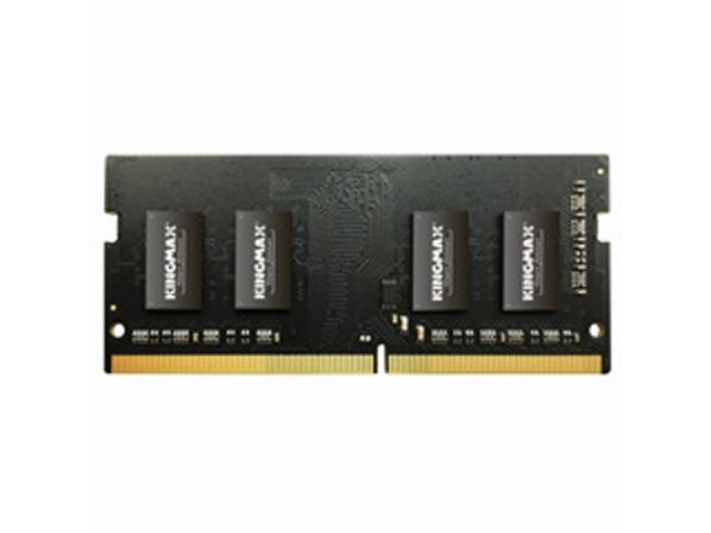 Memorie SODIMM KingMax 4GB, DDR4-2400MHz, CL17