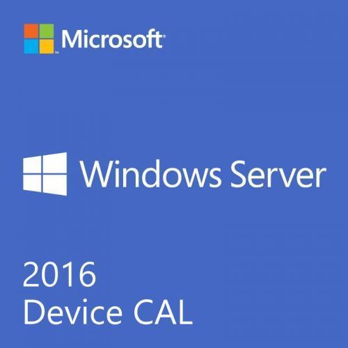 Microsoft Windows Server CAL 2016 1pk OEM DSP 1 Clt Device CAL