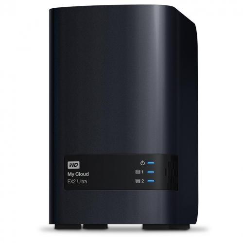 NAS Western Digital My Cloud EX2 Ultra 6TB