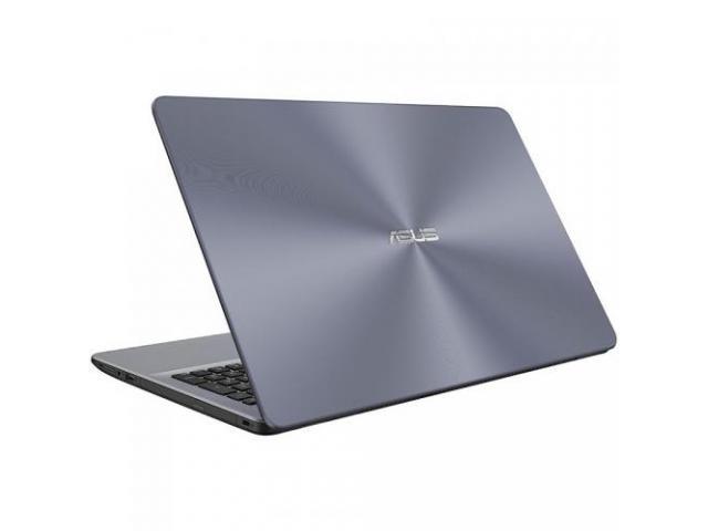 Laptop ASUS VivoBook 15 X542UA-DM525, Intel Core i7-8550U, 15.6inch, RAM 8GB, SSD 256GB, Intel UHD Graphics 620, Endless OS, Grey