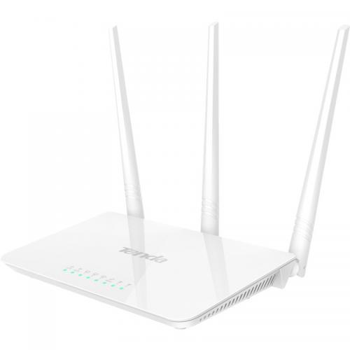 Router wireless Tenda F3, 3x LAN