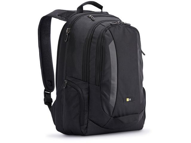 Rucsac Case Logic pentru laptop de 15.6inch, negru, RBP315