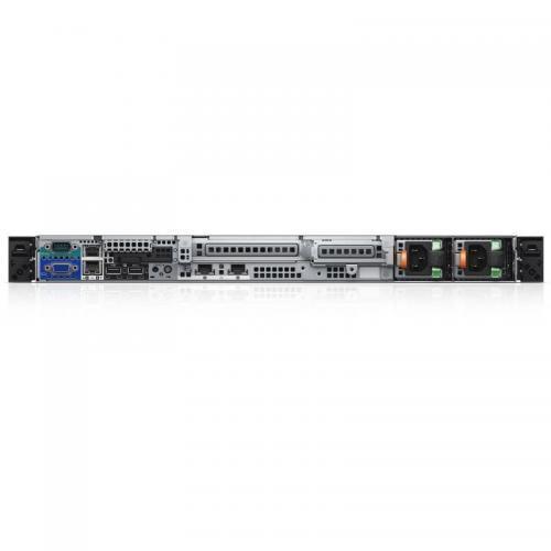 Server Dell PowerEdge R330, Intel Xeon E3-1220 v6, RAM 16GB, HDD 1TB, PERC H330, PSU 2 x 350W, No OS