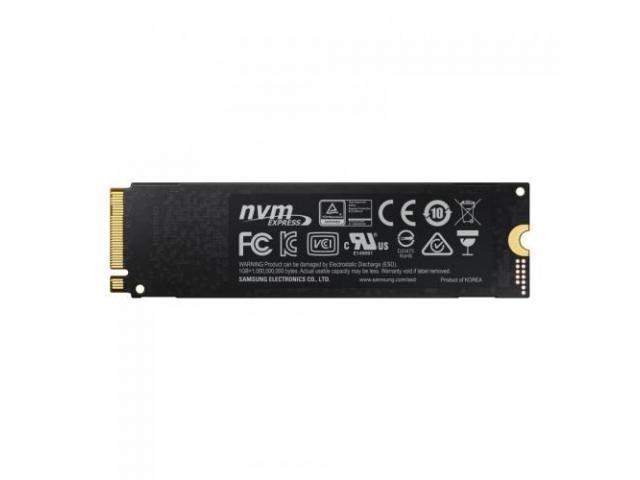 SSD Samsung 970 PRO Series 512GB, PCI Express x4, M.2 2280