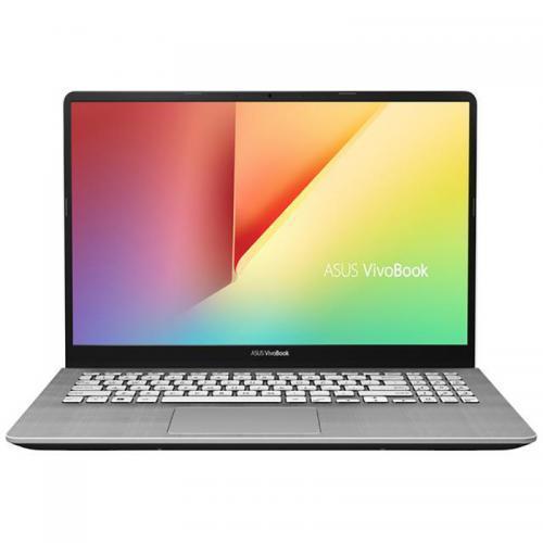 Ultrabook ASUS VivoBook S15 S530UA-BQ211, Intel Core i7-8550U, 15.6inch, RAM 8GB, SSD 256GB, Intel UHD Graphics 620, Free Dos, Gun Metal